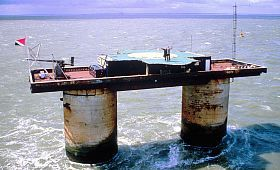 Sealand-fortress