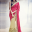 Trending Indian Georgette Saree, Silk Sari